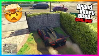 The Most FAMOUS Glitch In Grand Theft Auto History Is FINALLY In GTA 5 Online After 12 Years...!