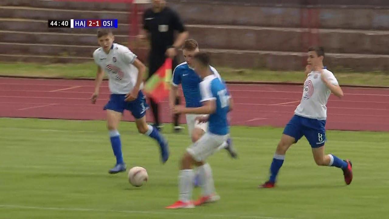 HAJDUK vs OSIJEK 2:3 (finale, Hrvatski nogometni kup za pionire 18/19)