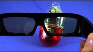 XpanD Universal 3D X103 glasses video overview