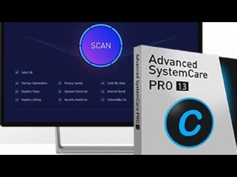 Advanced SystemCare 13.1 Pro key (1 Year)