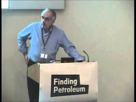 David Bamford, New Eyes Exploration, Reservoir Dynamics and the New Geophysics