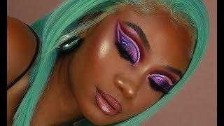Mint Bob + Coloured Raine Power Collection | Tinashe Hair Company | MakeupTiffanyJ