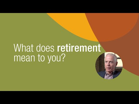 "Redefine ""Retirement"" And Create A Future You Never Thought Was Possible"