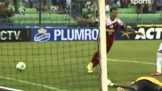 Caracas FC - Carabobo FC. Torneo Apertura 2013. Jornada Nº 3