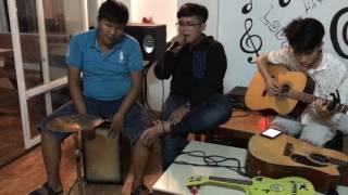 Mặt trái của sự thật - bản cover - 2A.band acoustic An biên