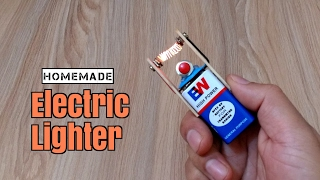 How to Make a Electric Lighter - Homemade (Creative Life)