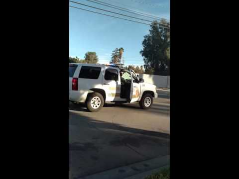 San Bernardino police shoot out