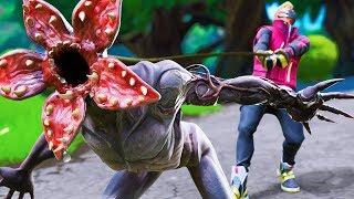 Drift's pet... DEMOGORGON?! (Fortnite Short Film)