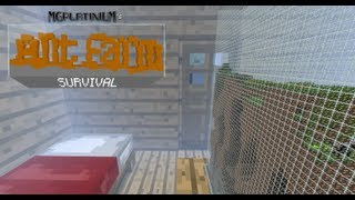 Minecraft Box - Mravenčí farma 01: Pomoc jsem mravenec!