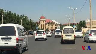Andijon yo'llarida, Damasda/Andijan, Uzbekistan
