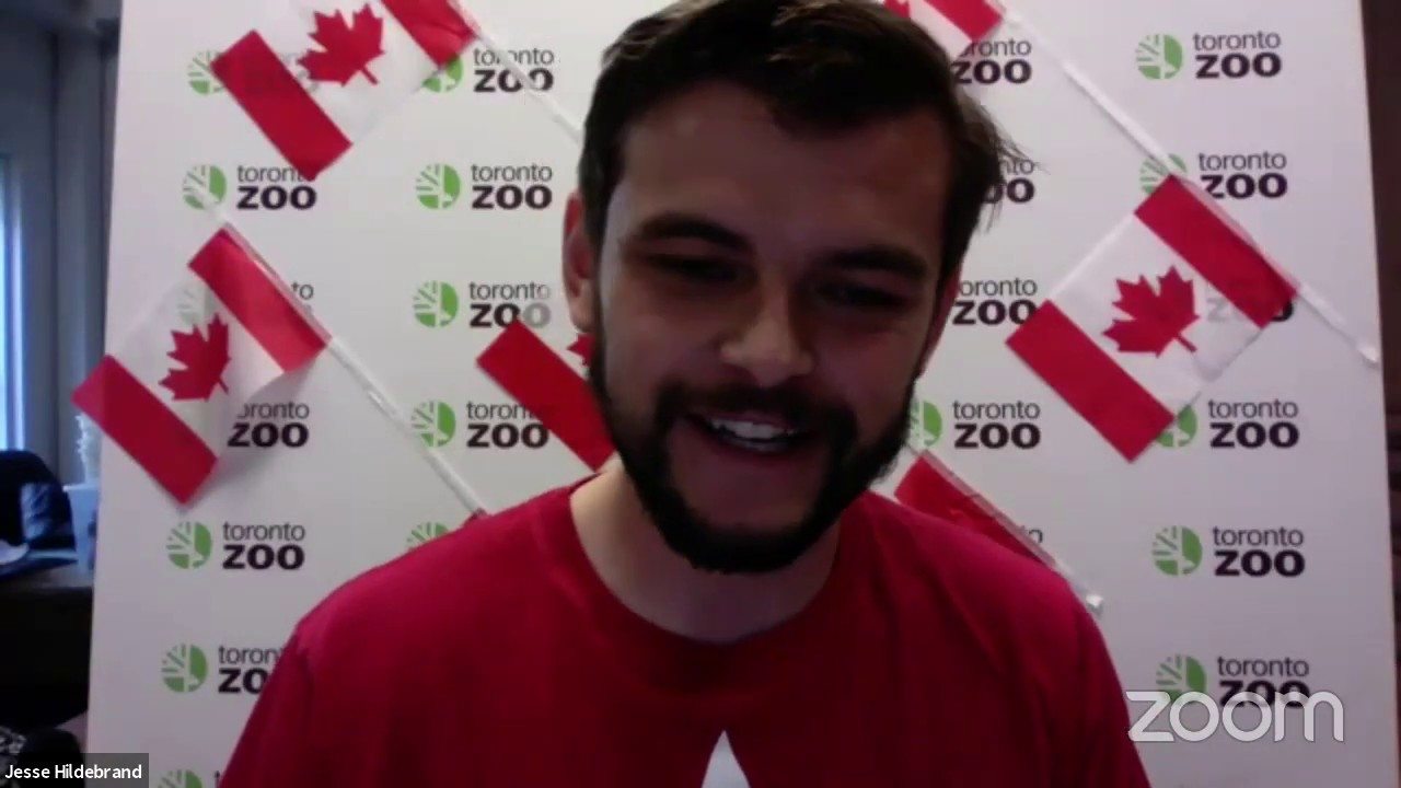 Toronto Zoo Canada Day Party