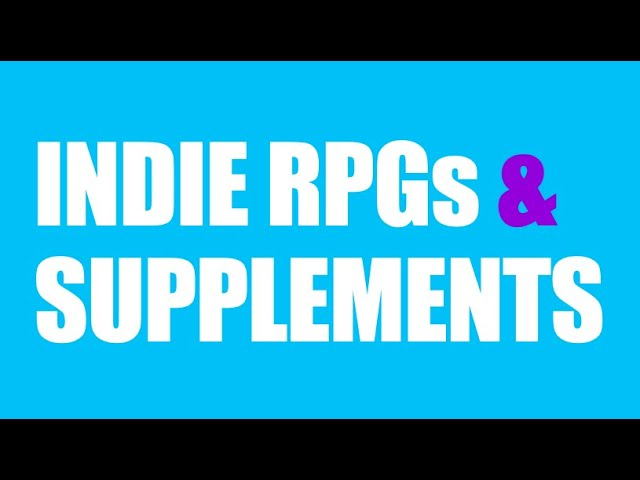 D100 Dungeon gets a spot in the new Indie RPGs and supplements video from Geek Gamers