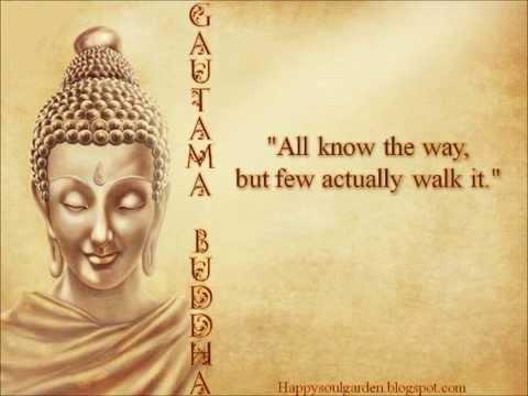Gautama Buddha Quotes Impressive Gautama Buddha Quotes 4  Youtube