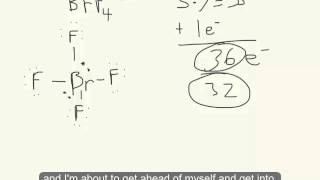 Brf2 lewis structure molecular geometry bond angle ...