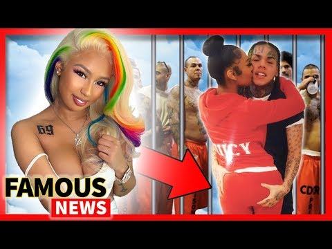 Tekashi 6ix9ine's Girlfriend OhSoYouJade Visits Him In Prison UPDATES!! | Famous News
