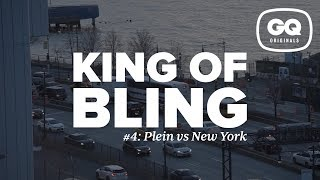 Philipp Plein vs. New York  |  KING OF BLING #4  | GQ Originals