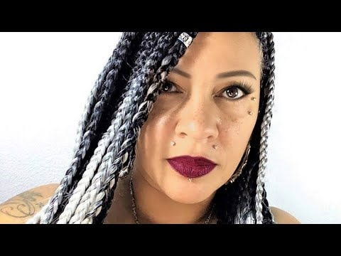BRAIDS OMBRE HAIR EASY