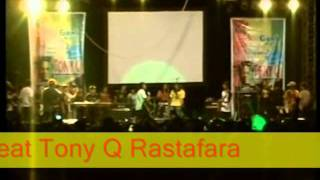 SukirGenk feat sama ayah Tony Q Rastafara live lap. sukorejo wonogiri