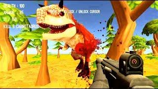 Völkermord der Dinosaurier | Dinosaurier-Baller-Spiel | Cartoon-AC
