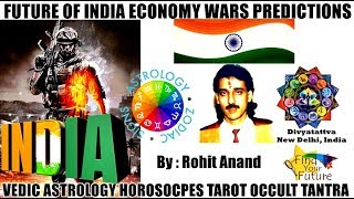 Video FUTURE OF INDIA Hindus Astrology Predictions Vedic Horoscope Of Superpower Wars By Rohit Anand download MP3, 3GP, MP4, WEBM, AVI, FLV Agustus 2018