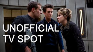 "The Divergent Series: Insurgent - ""Set The World Free"" Official TV Spot FanMade"