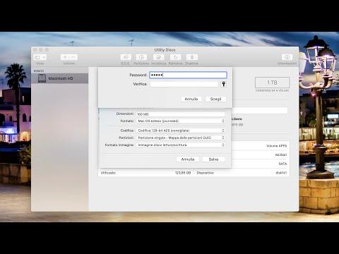 Aggiungere Cartelle Protette Da Password Al Mac Sempre Editabili.