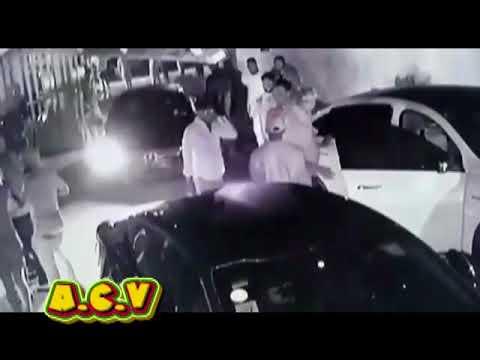 SHOCKING: CCTV Camera Exposes Davido's Friend DJ Olu and Tagbo's Death