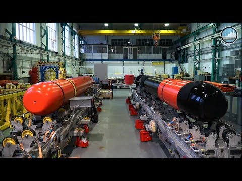 Inside Naval Group's Underwater Weapon Facility - F21 - MU90 - D19 - CANTO