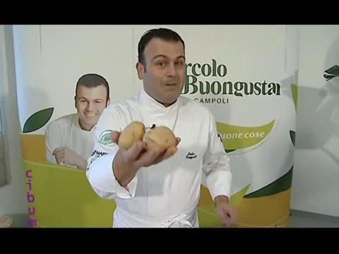 Come fare gli gnocchi di patate - ricetta facile - easy recipe of potato dumplings- Fabio Campoli