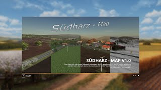 "[""LS19"", ""FS19"", ""Farming Simulator 19"", ""Landwirtschafts simulator 19"", ""Fly"", ""thru"", ""Mod"", ""map"", ""over"", ""modvorstellung"", ""review"", ""german"", ""germany"", ""forestry"", ""sudharz"", ""hills""]"