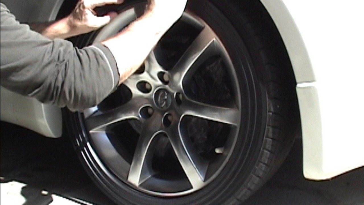 G35 0 60 >> Painting car wheels with Tire Mask - YouTube