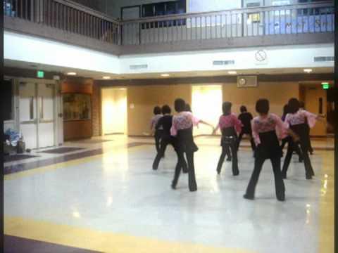 Adonde Voy Line Dance (Sep 11)
