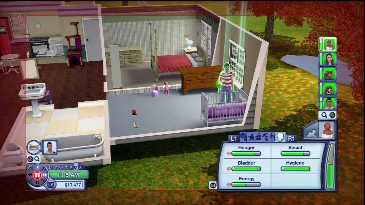 the sims 2 playstation 3