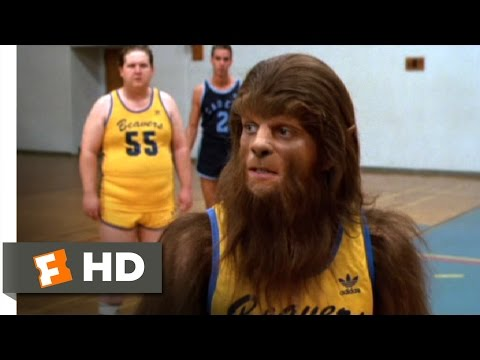 Teen Wolf 610 Movie   The Wolf Can Dunk 1985 HD