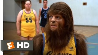 Teen Wolf (1985) - The Wolf Can Dunk Scene (6/10) | Movieclips