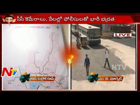 Hyderabad Ganesh Visarjan | Traffic Diversion For Ganesh Immersion Procession | NTV