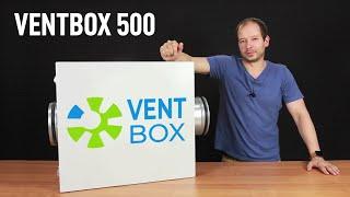 Обзор приточной установки ВентБокс - 500 ПУ3600-220: качество сборки и комплектующих.