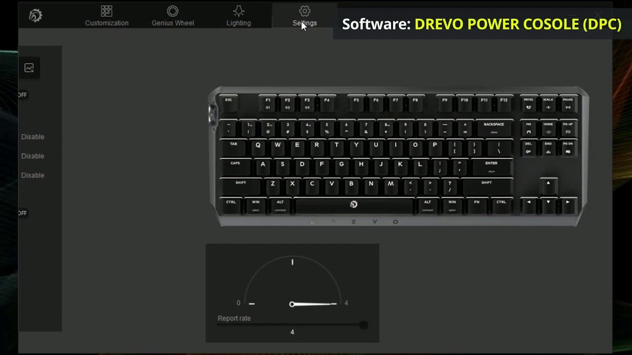BladeMaster: Ultimate Keyboard with Genius-Knob | Indiegogo