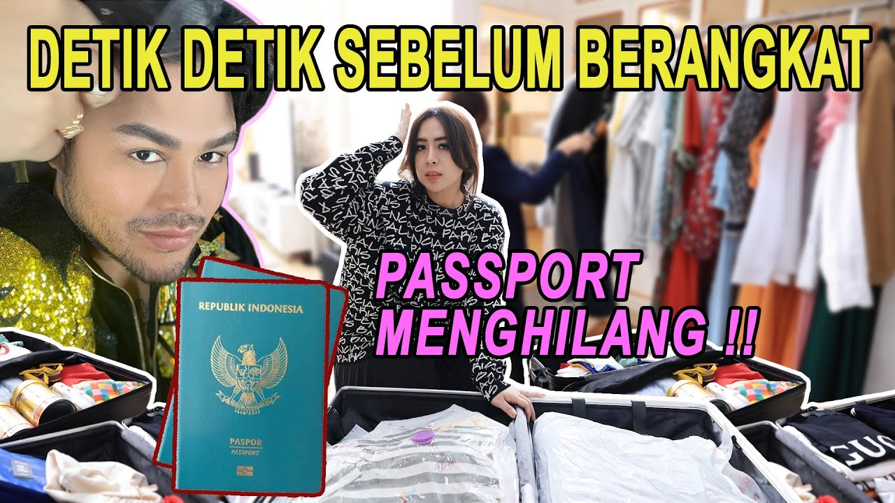 Download DETIK-DETIK SEBELUM BERANGKAT.. PASSPORT MENGHILANG !!!