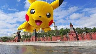 Pokemon go (наша версия)