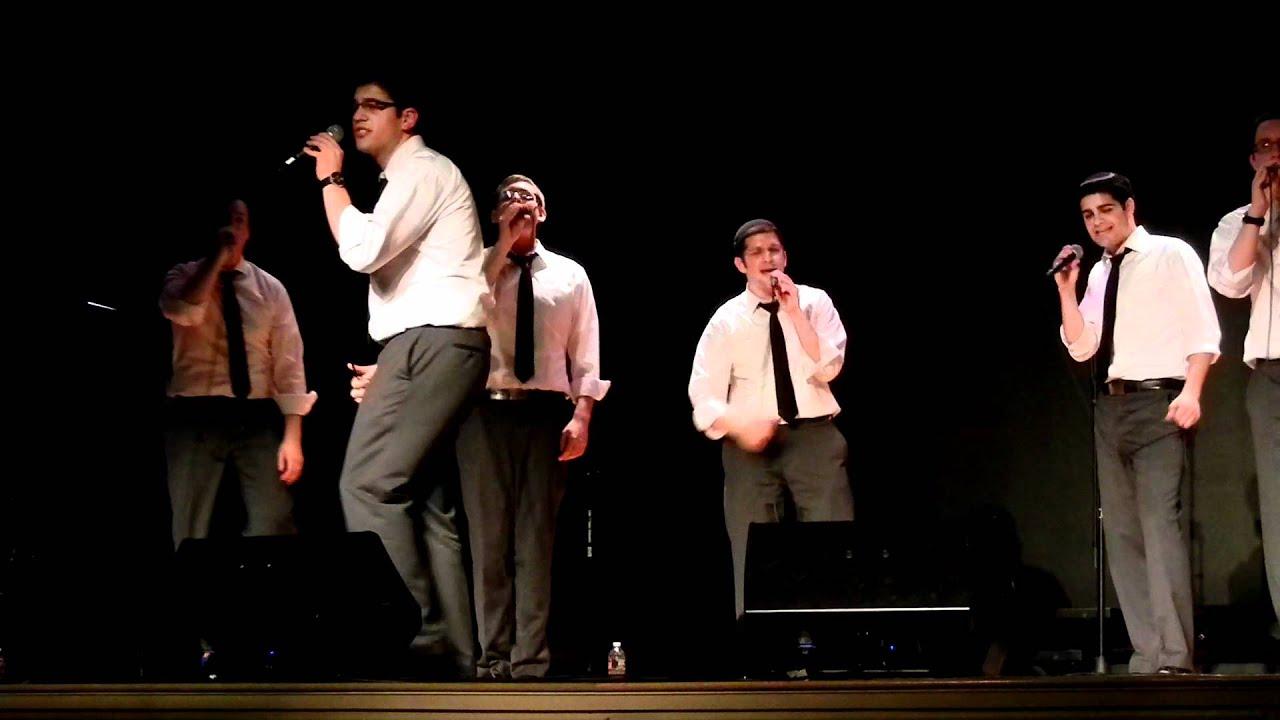 The Purim Song- Maccabeats at ASHAR