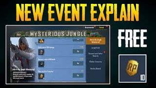 pubg mobile today new event explain | pubg mobile free RP point