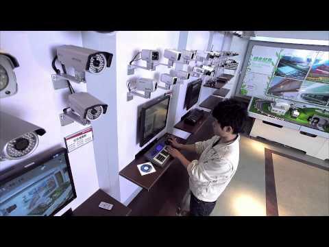 видео: hikvision - ролик-презентация.