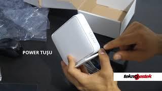 Huawei HG532e Modem Kurulumu ve İnceleme   Teknodestek TV