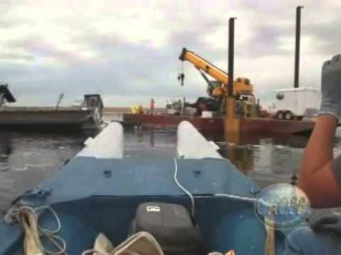 Barge Recovery  - Cross Marine Projects