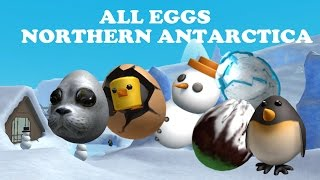 Roblox Egg Hunt 2017: Northern Antarctica How to Get All Eggs [Full Guide]