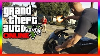 GTA 5 New Fun Races, Deathmatches & More! GTA 5 Content Created Races (GTA V)