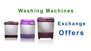 MarQ Washing Machine - Look, Review, Price, Service Center, Cashback Offer, and more