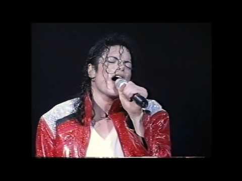 Michael Jackson  - Beat It live in Brunei, HIStory Tour 1996 (HQ version 50fps)