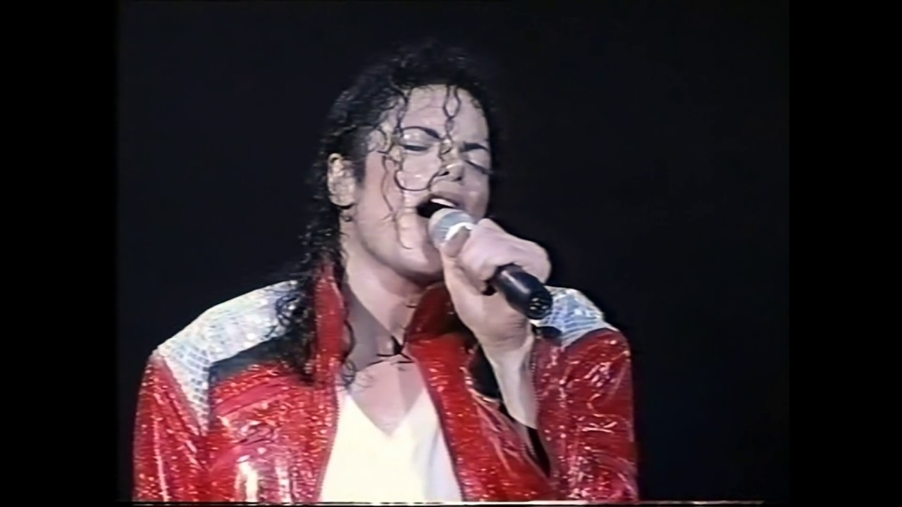 michael jackson beat it live in brunei history tour